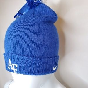 Nike Air Force Falcons Players Knit Beanie Removab